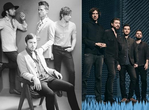 Kings of Leon & Snow Patrol