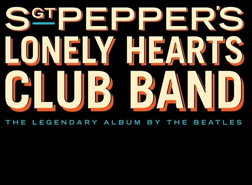 50 Year Anniversary Sgt. Pepper's Lonely Hearts Club Band