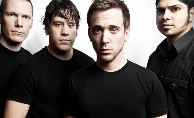 Billy Talent +Young Guns +Say Yes