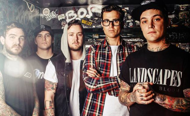 The Amity Affliction + Northlane + Stray From The Path + Wage War